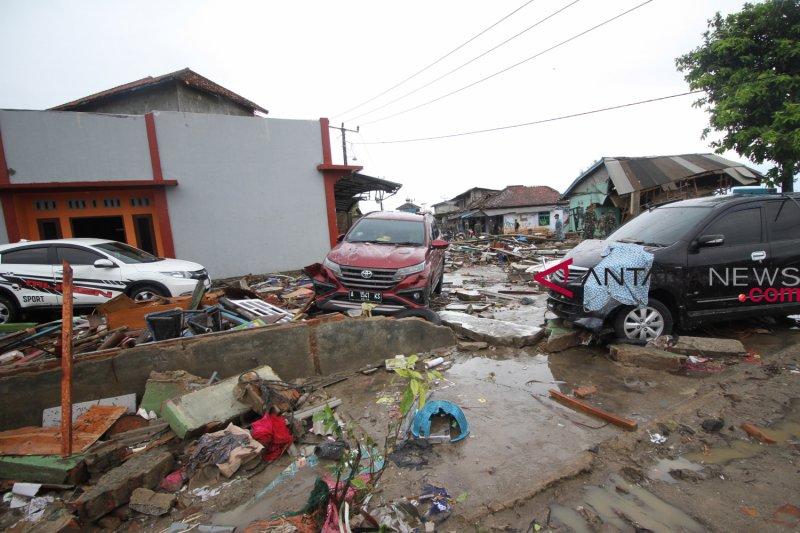 Semua bangunan yang rusak akibat tsunami telah diasuransikan
