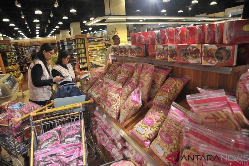 Loka POM Tangerang temukan formalin pada makanan di pasar modern