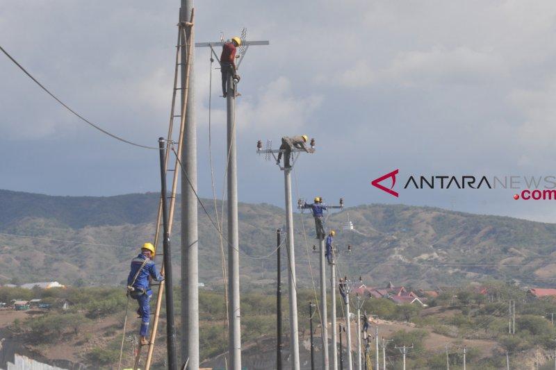 Pencurian kabel listrik marak di Palu, PLN rugi hingga Rp200 juta