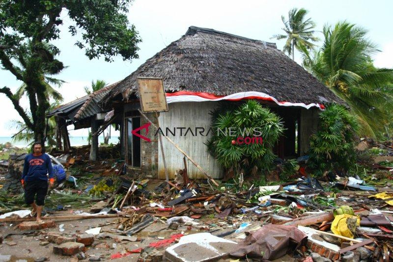 Warga Carita korban tsunami akhirnya meninggal