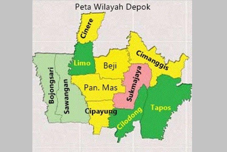 MUI Kota Depok susun peta dakwah