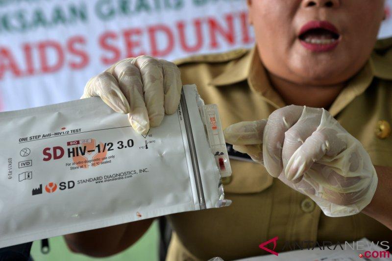 Seribu lebih warga Manado terinveksi HIV/AIDS