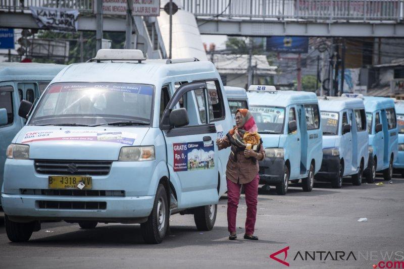Kemenhub: Kendaraan pribadi dan angkot dapat beredar di Jabodetabek