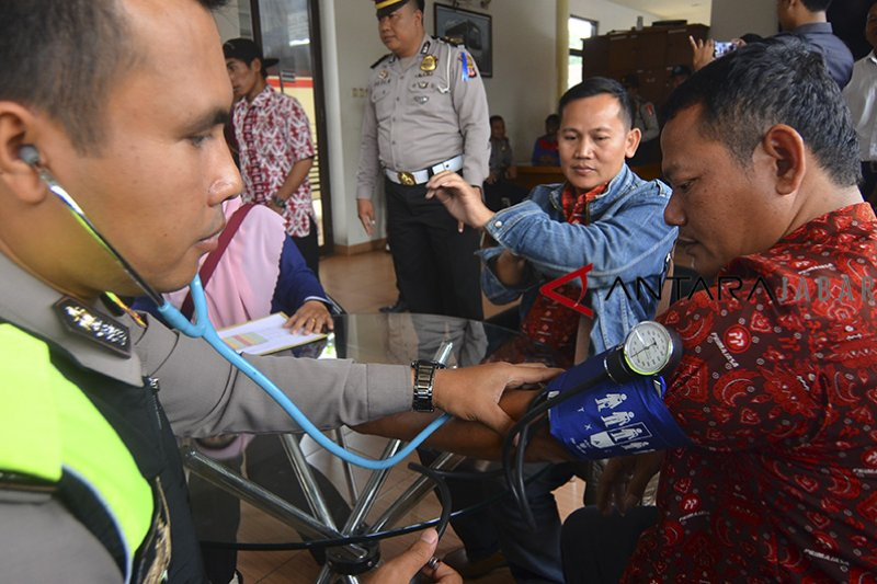 Terminal Giwangan siapkan tes kesehatan bagi pengemudi bus