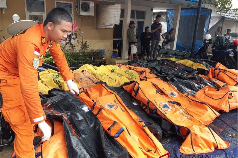 BPBD DKI siagakan personel bantu tsunami Selat Sunda