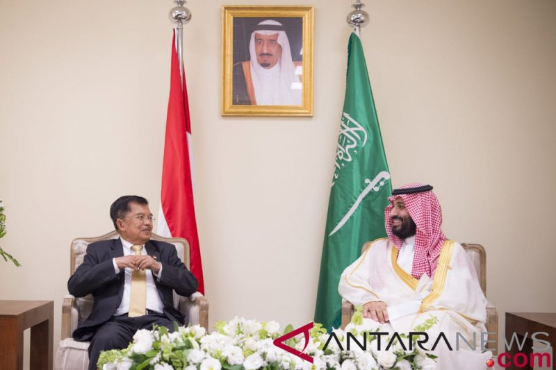 Putra Mahkota Saudi gelar lawatan investasi ke Asia, Indonesia masuk agenda