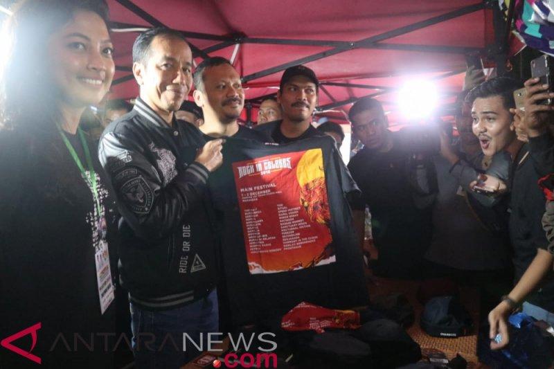 Presiden kunjungi Kabupaten Tana Toraja