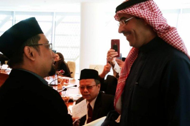 Puisi Kang Abik dijadikan senjata diplomasi Indonesia dan Arab Saudi