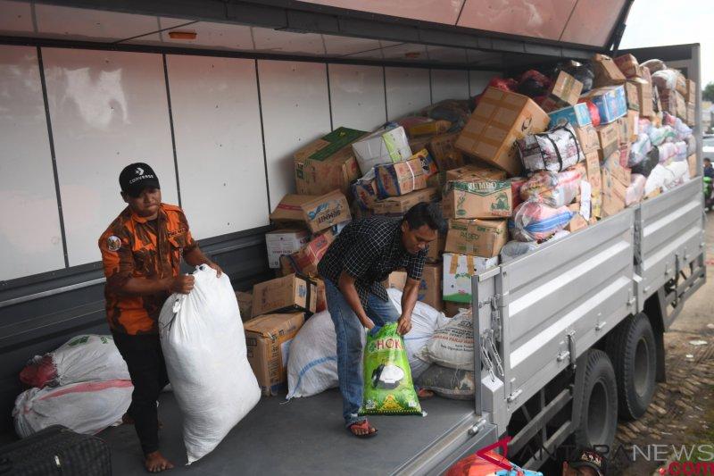Pemkab Pandeglang Banten pastikan distribusi bantuan merata