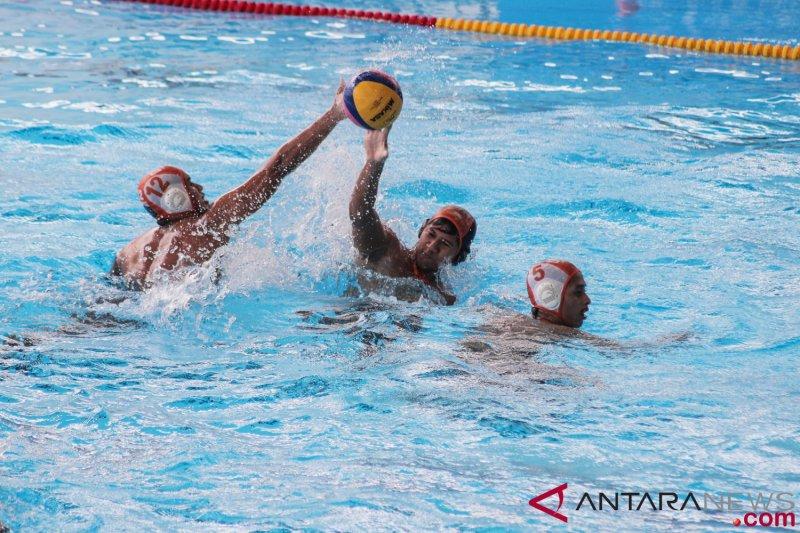 Kejuaraan polo air Sriwijaya Cup libatkan 42 atlet