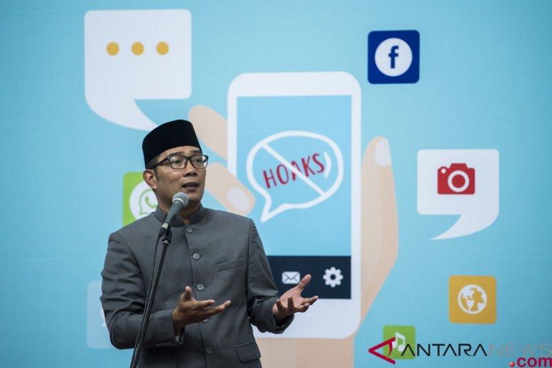 Ridwan Kamil buka lowongan ajudan bagi generasi milenial