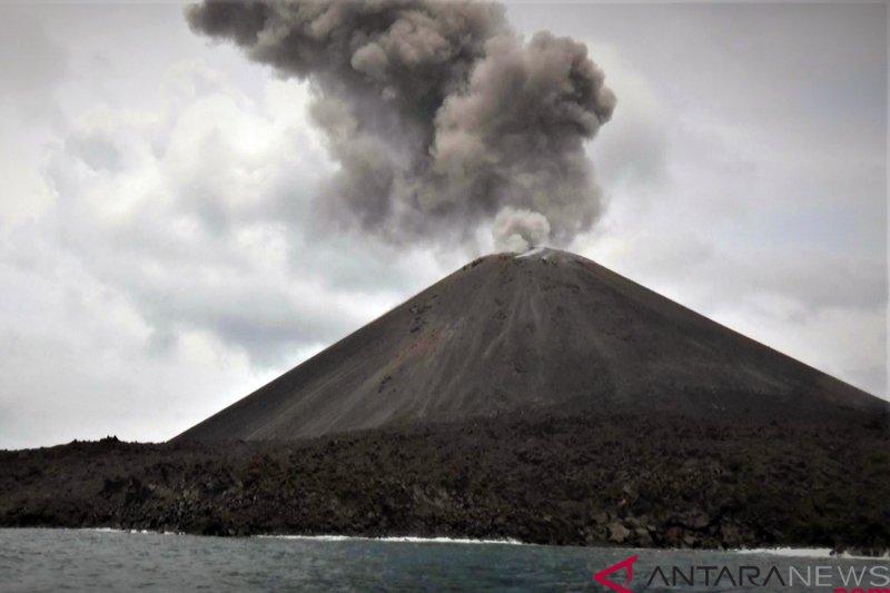Badan Geologi cek aktivitas vulkanik Gunung Anak Krakatau