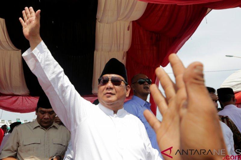 Prabowo resmikan kantor KPA di Aceh