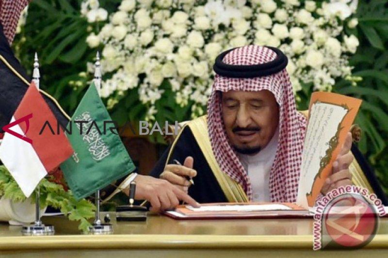 Raja Salman serukan persatuan menghadapi Iran