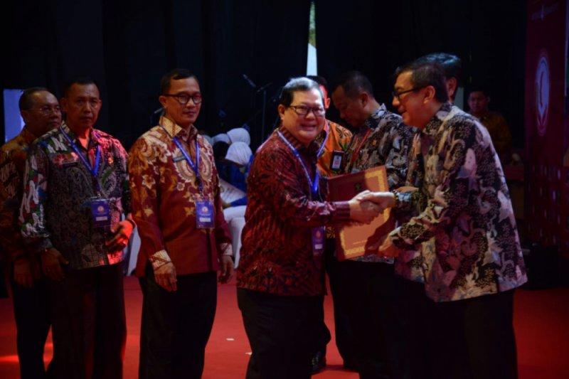 Muratara sandang predikat kabupaten peduli HAM