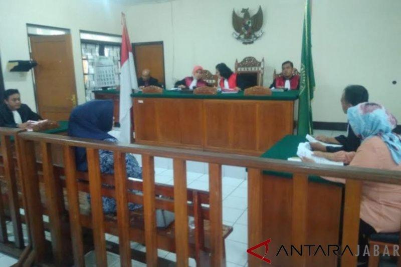 Caleg Partai Nasdem Cianjur divonis enam bulan penjara