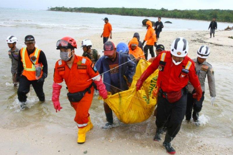 Penyebab Tsunami di Selat Sunda
