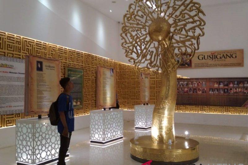 Museum Gusjigang memamerkan cuplikan sejarah Kudus