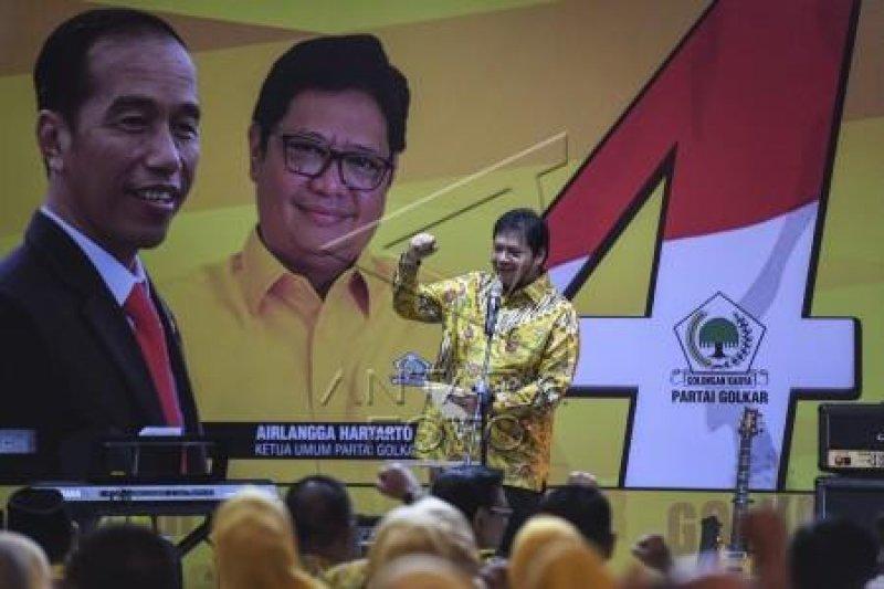Airlangga Hartarto: TGB jabat Ketua Korbid Keumatan Golkar