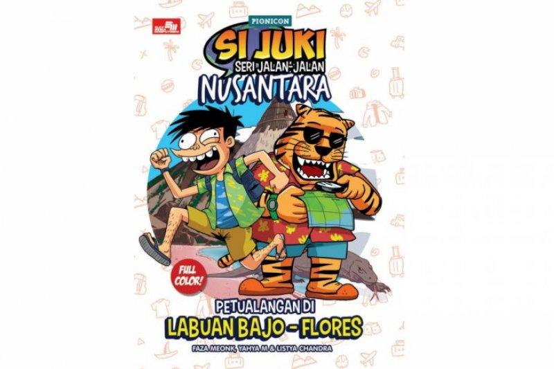 Promosikan wisata, Si Juki jalan-jalan ke Labuan Bajo