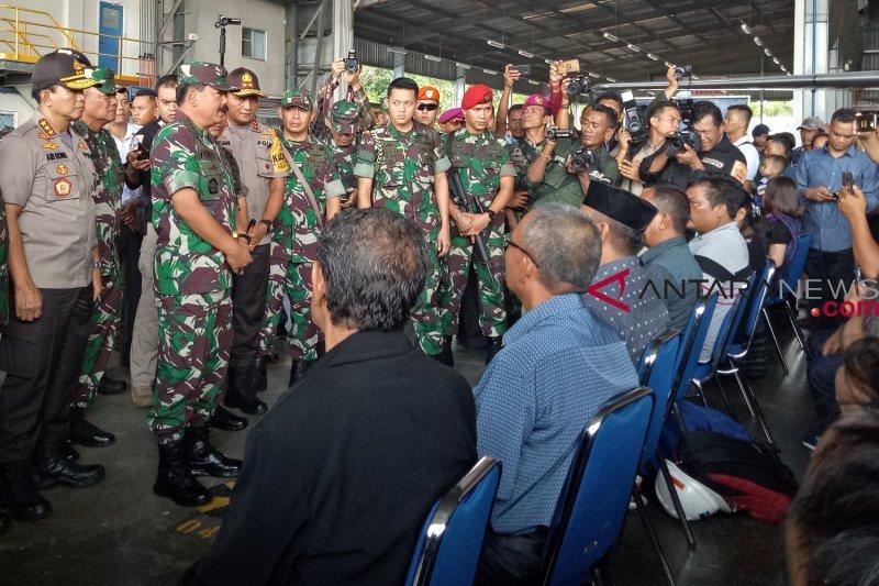 16 jenazah korban KKB diberangkatkan dari Timika ke Makassar