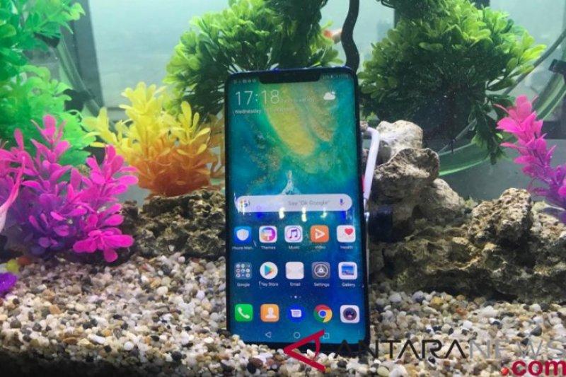 Huawei incar posisi tiga besar pasar smartphone Indonesia