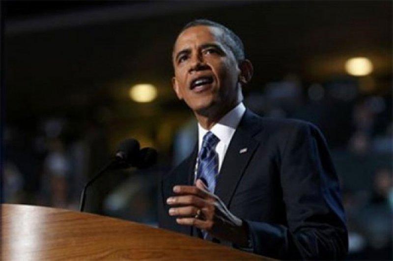 Obama kirim ucapan selamat Natal untuk penggemar
