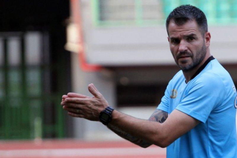 Simon McMenemy ditunjuk jadi pelatih timnas Indonesia