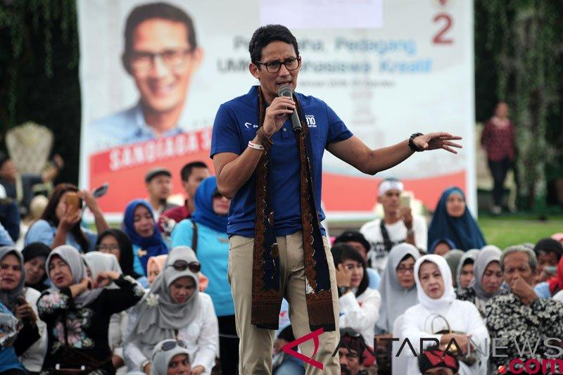 Sandiaga Uno ajak masyarakat lakukan jihad ekonomi