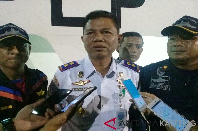 Peningkatan penumpang di Pelabuhan Sampit tidak signifikan