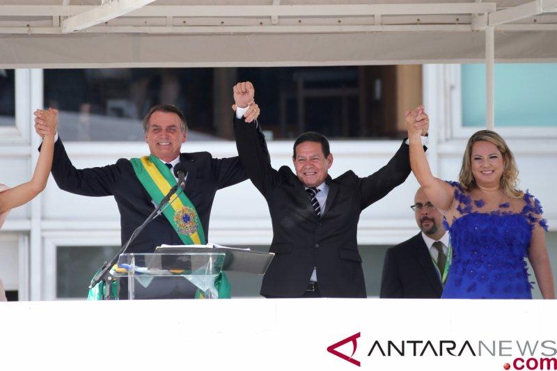 Wakil Presiden Brazil konsumsi hydroxychloroquine obati COVID-19