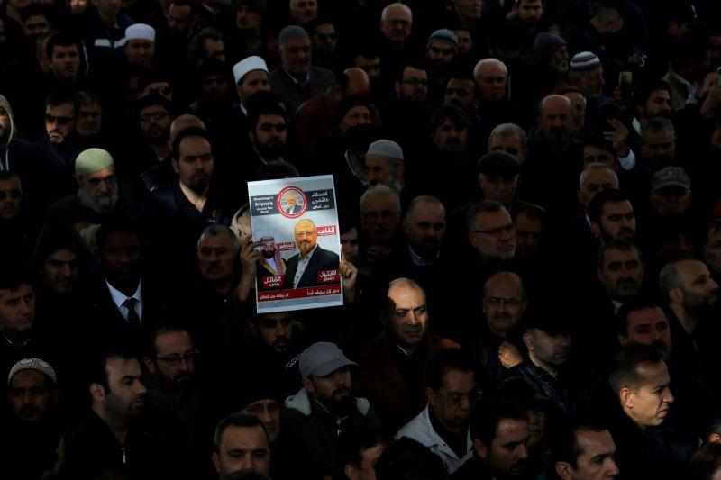Parlemen AS minta pertanggungjawaban kematian Khashoggi