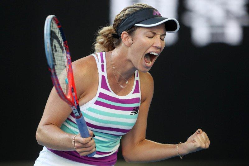 Danielle Collins singkirkan petenis nomor satu dunia Venus Williams