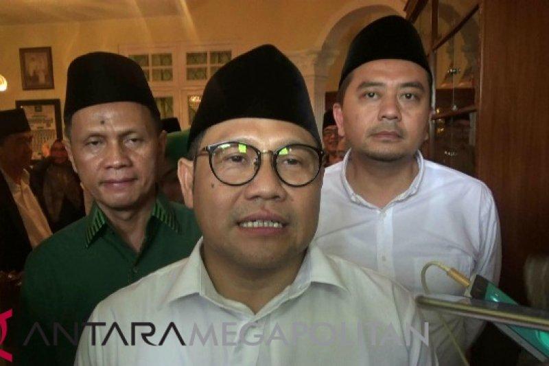 Muhaimin Iskandar bertemu jajaran pimpinan Pemerintah Inggris