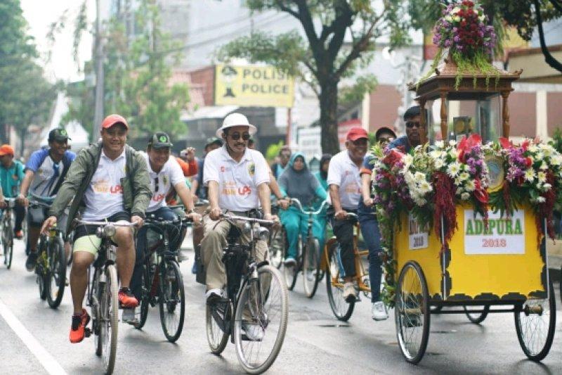 Bupati Pati ajak masyarakat jaga kebersihan lingkungan