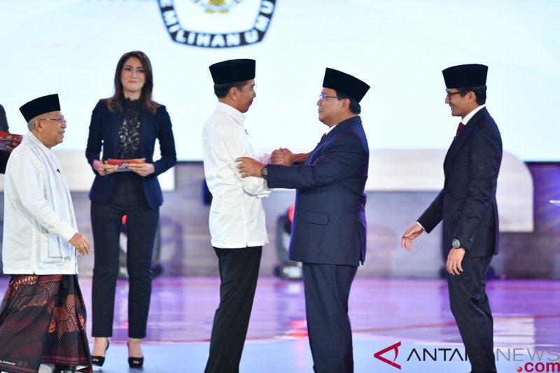 TKD Jokowi-Ma'ruf Kalbar gelar nonton bareng