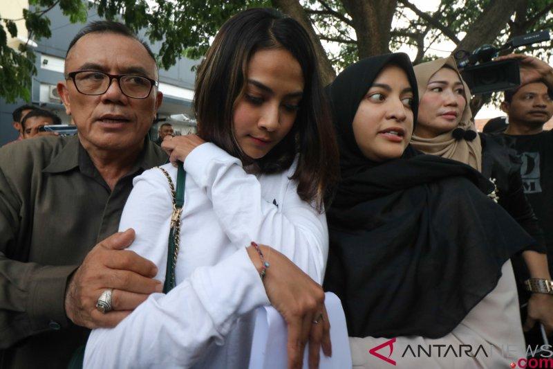 Lewat Jane Shalimar, Vanessa Angel ceritakan kronologi penangkapan dirinya