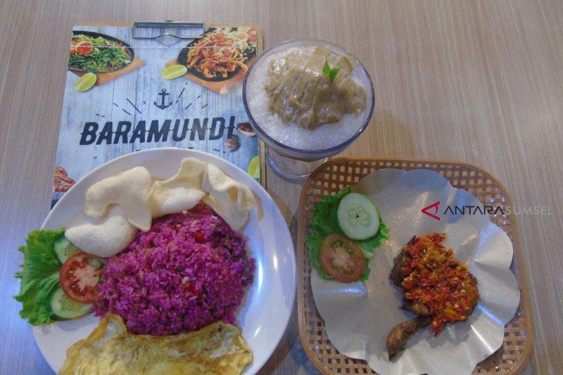 Variasi kuliner nikmat berkonsep tempat Industrial di Resto Baramundi