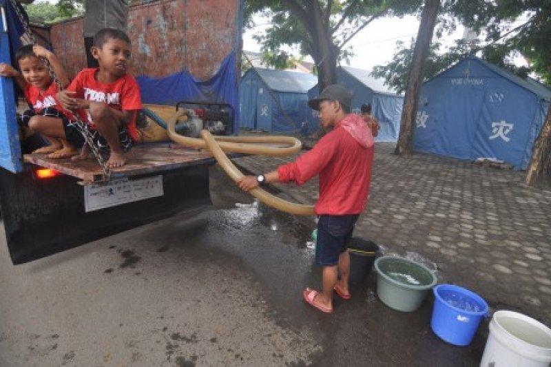 Gubernur: dana stimulan rumah rusak akibat gempa Sulteng cair