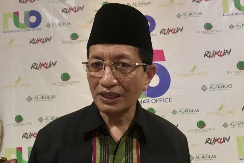 Imam Besar Masjid Istiqlal doakan presiden dan wapres baru bisa emban amanah