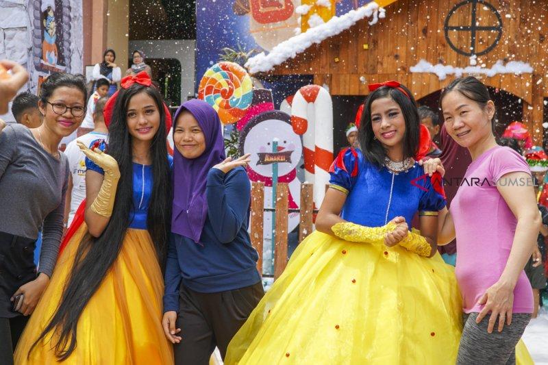 """""""Fairy Tale Opera"""" Amanzi WaterPark tembus 30 ribu lebih Pengunjung"""