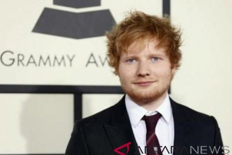Ed Sheeran benarkan dirinya sudah menikah
