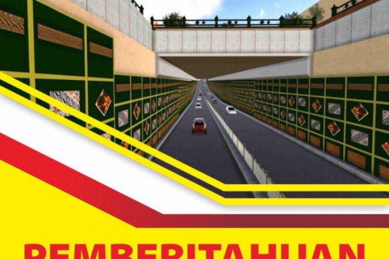 """Peneliti: pembangunan """"underpass' Kentungan turunkan kemacetan"""