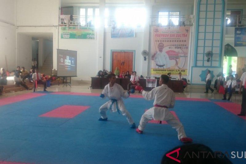 Sultra menyiapkan karateka hadapi pra-PON NTT
