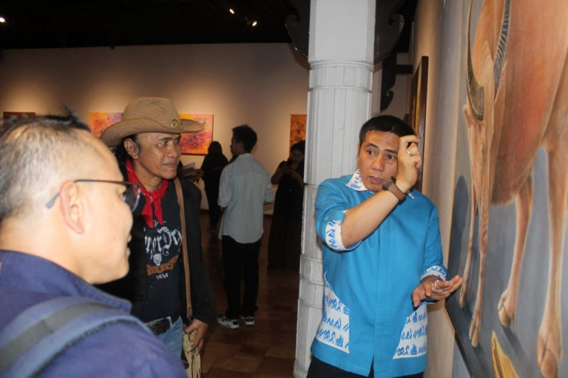 Seniman Sulsel pamerkan karya seni di Bentara Budaya Jakarta