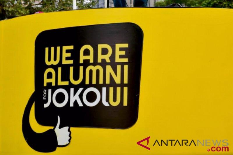 Jokowi tegaskan Indonesia tidak akan pernah bubar