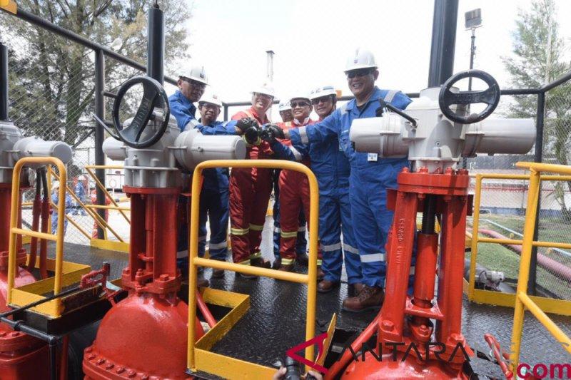 Pertamina lifting perdana minyak mentah Blok Rokan