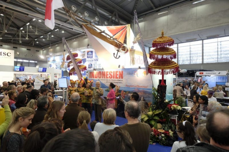 "Indonesia-Austria jadi ""partner conutry"" pameran wisata"