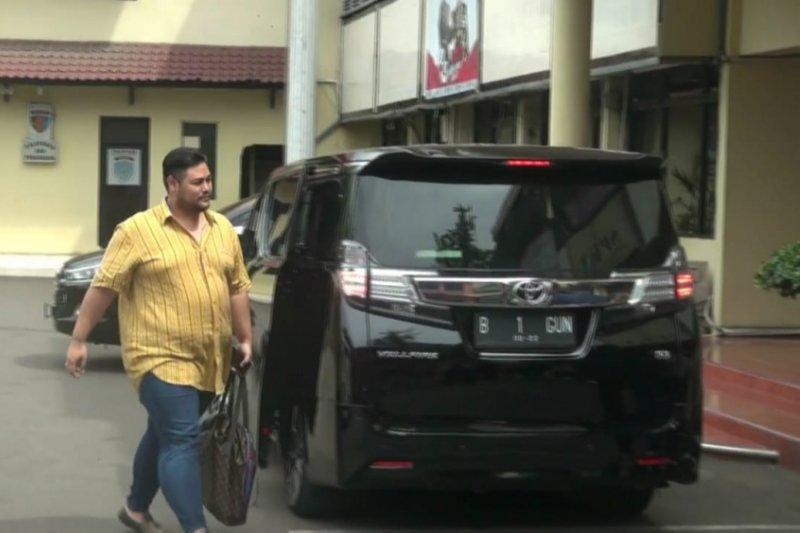 Image result for image Jadi Saksi Kasus Narkoba, Ivan Gunawan Jalani Tes Urine