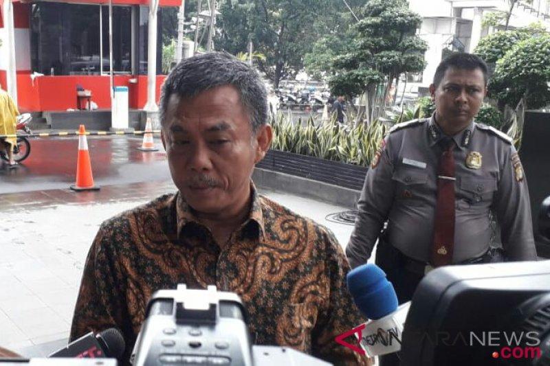 Ketua DPRD DKI Jakarta datangi KPK lapor harta kekayaan